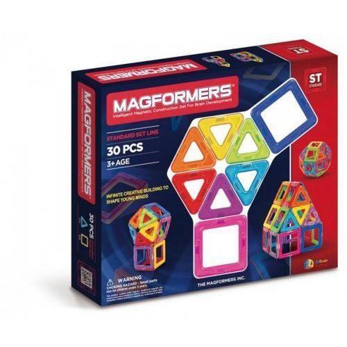 Magformers - klocki magnetyczne, 30 elementów - MAGFORMERS