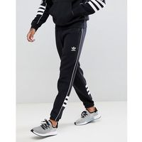 adidas Originals Authentic Joggers In Black DH3857 - Black