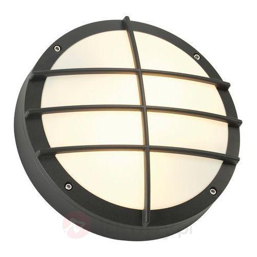Lampa ścienna zewnętrzna SLV 229085, 2x25 W, E27, IP44, (ØxW) 27.5 cmx8.5 cm