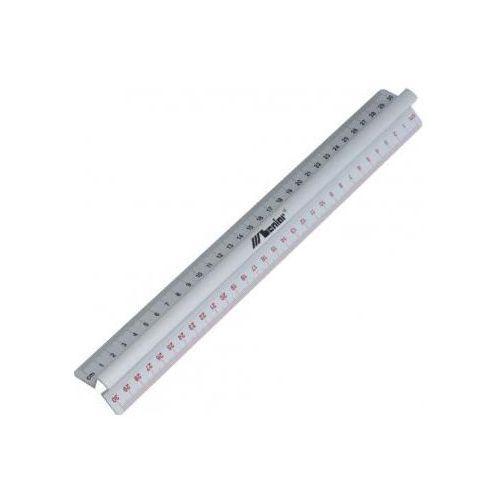 Leniar Linijka aluminiowa z uchwytem  15cm 30315