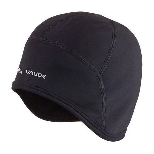 Vaude bike warm nakrycie głowy czarny s 2018 czapki pod kask (4021573689627)