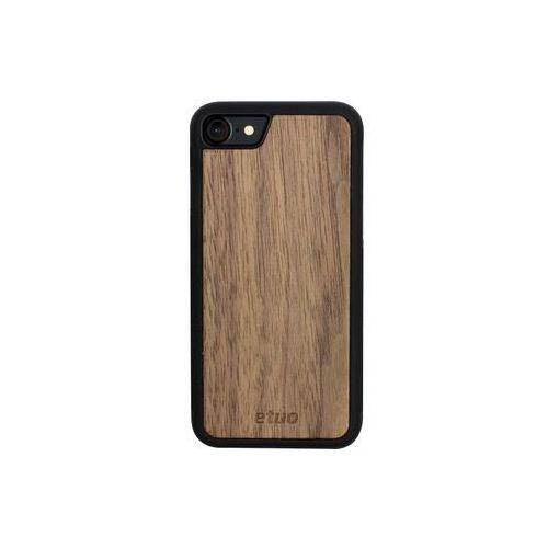 Apple iPhone 7 - etui na telefon Wood Case - orzech amerykański, ETAP403WOOD00O000
