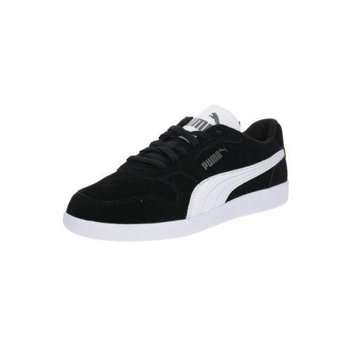 Puma trampki niskie 'icra' czarny / biały