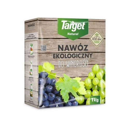 Nawóz do winorośli EKOLOGICZNY 1 kg TARGET NATURAL (5901875008458)