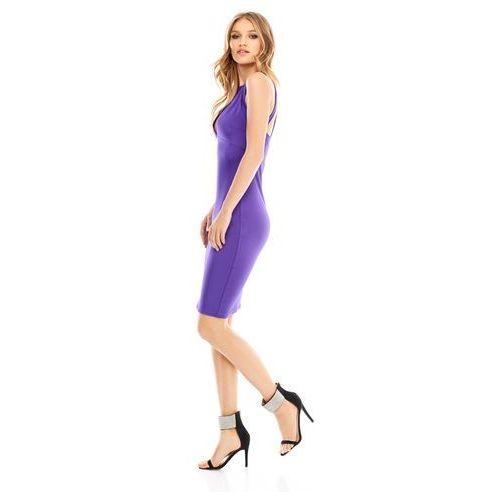 Sukienka izzi w kolorze fioletowym, Sugarfree, 38-40