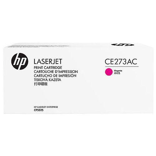 HP toner Magenta nr 650A, CE273AC (opakowanie korporacyjne), CE273AC
