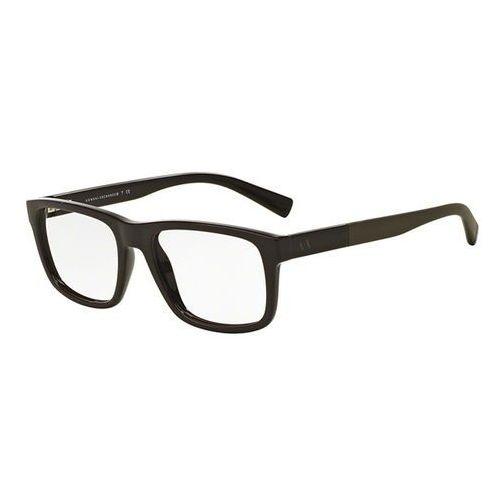 Okulary korekcyjne ax3025f asian fit 8086 marki Armani exchange