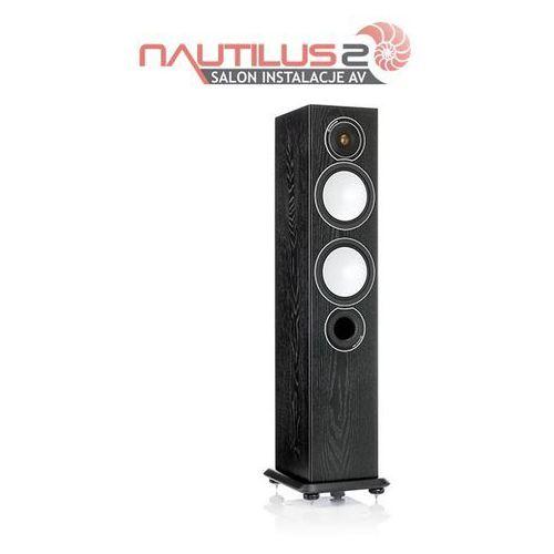silver 6 marki Monitor audio