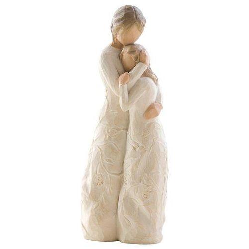"""Mama i córka Magiczna Więź """"Zawsze blisko mnie.."""" Close to me 26222 Susan Lordi Willow Tree"""