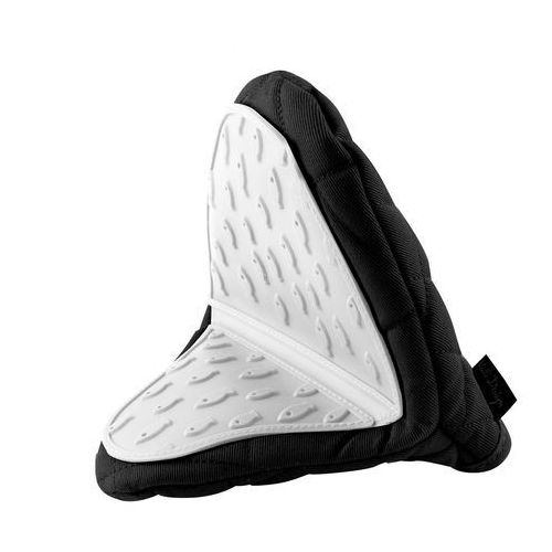 Vialli design Rękawica kuchenna livio czarno-biała