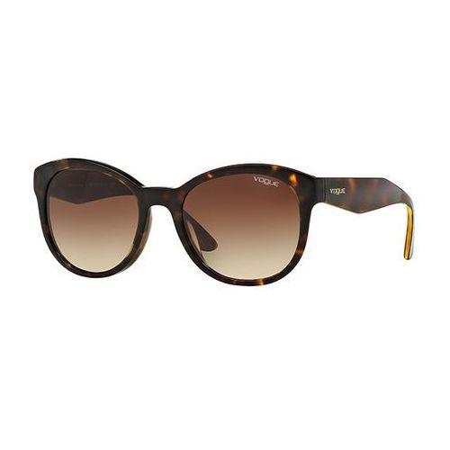 Vogue eyewear Okulary słoneczne vo2992sf texture asian fit w65613