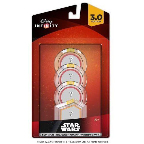 Dyski mocy DISNEY do gry Infinity 3.0 - (Star Wars - Przebudzenie mocy)