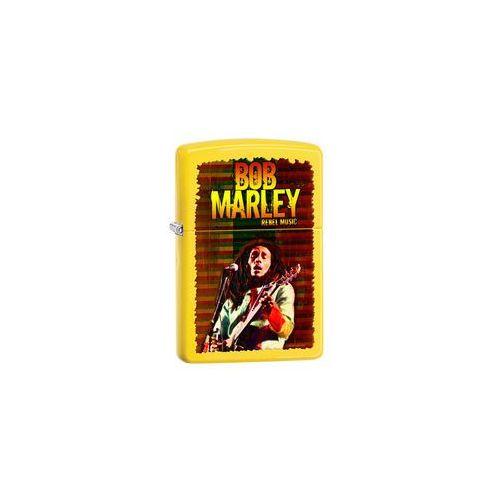 Zapalniczka ZIPPO Bob Marley Real Music, Lemon Mat + DARMOWY ZWROT (Z248391), Z248391