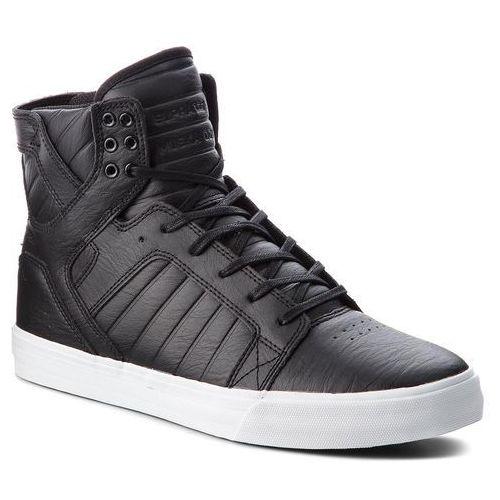 Supra Sneakersy - skytop 08003-011-m black/white