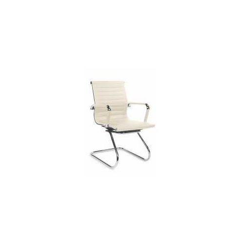 Fotel Prestige Skid kremowy - ZADZWOŃ I ZŁAP RABAT DO -10%! TELEFON: 601-892-200