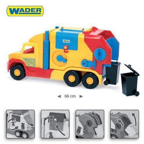 Wader, Super Truck, Krótka śmieciarka, kup u jednego z partnerów