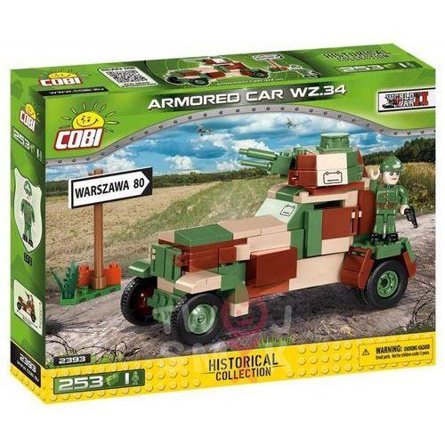 Cobi Small army armored car wz.34 (5902251023935)