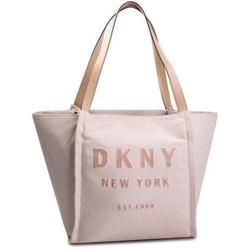Torebka DKNY - Courtney-Ew Tote-Can R91AGB32 Iconic Blush 3IB, kolor różowy