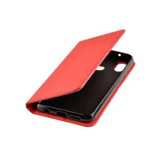 Etui Smart W2 do HUAWEI P20 Lite czerwony - czerwony (5902280607533)