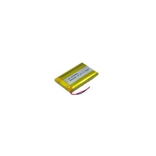Bati-mex Bateria navia nv432 900mah 3.3wh li-polymer 3.7v
