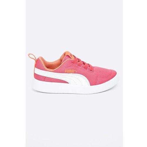 - buty dziecięce courtflex mesh ps marki Puma