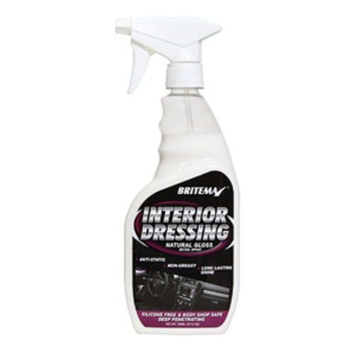 Britemax interior dressing - natural gloss finish 907ml