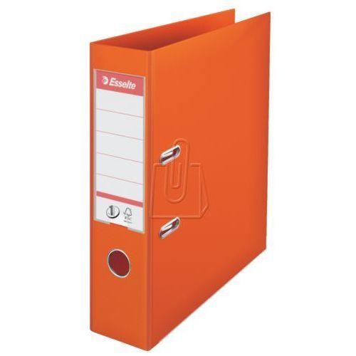 Segregator Esselte A4/75 Power No.1 pomarańczowy 811340 (4049793006031)