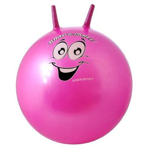 Axer sport Piłka gimnastyczna a0046 różowy + zamów z dostawą w poniedziałek!
