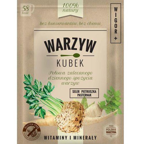 Warzyw Kubek Seler/Pietruszka/Pasternak - WIGOR saszetka 16g. - produkt z kategorii- Warzywa i owoce