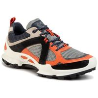 Ecco Sneakersy - biom c-trail m 80310451829 fire/gravel/wild dove
