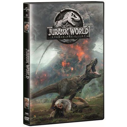 Jurassic world upadłe królestwo (płyta dvd) marki Filmostrada