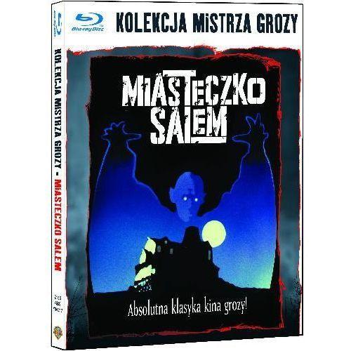 Kolekcja Mistrza Grozy: Miasteczko Salem (Blu-ray) - Tobe Hooper DARMOWA DOSTAWA KIOSK RUCHU. Najniższe ceny, najlepsze promocje w sklepach, opinie.