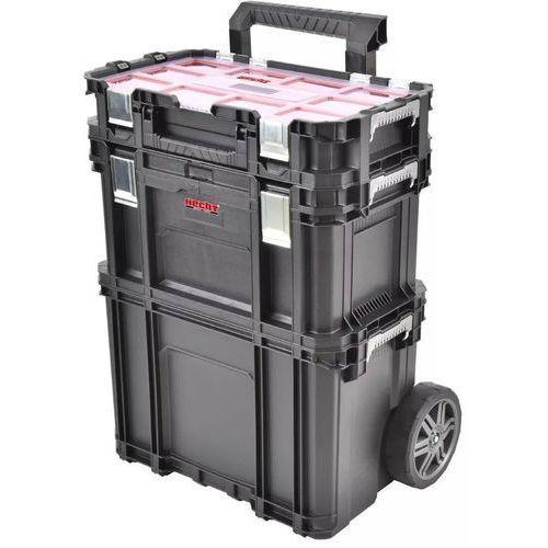 Hecht czechy Hecht 2095 skrzynia walizka na narzędzia narzędziowa skrzynka organizer warsztatowy na kółkach - oficjalny dystrybutor - autoryzowany dealer hecht (8595614927475)