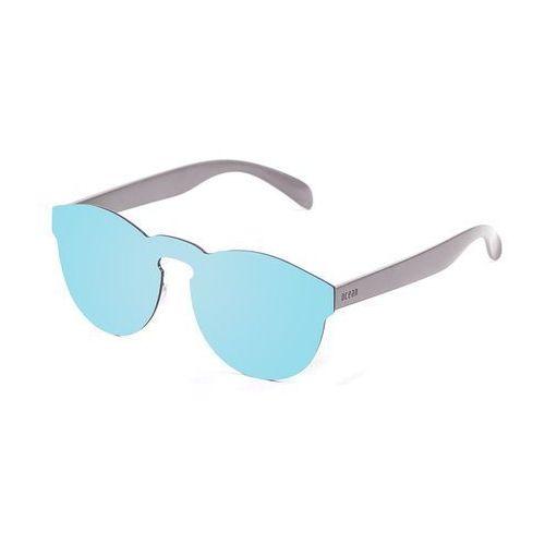 Okulary Przeciwsłoneczne Unisex Ocean Sunglasses 21-1_IBIZA Błękitne, kolor niebieski