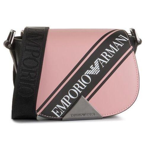 Emporio armani Torebka - y3e141 yso6i 83924 pink/black/white