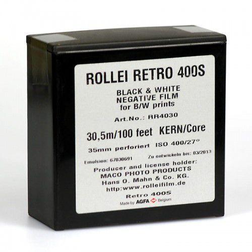 ROLLEI RETRO 400 S/30,5m ( film w szpuli ) (7024811214176)