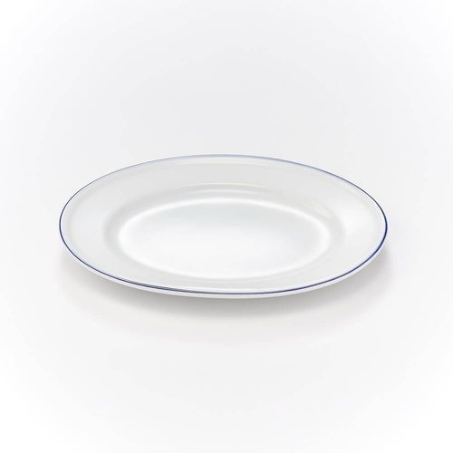 Karolina Półmisek owalny porcelanowy koneser