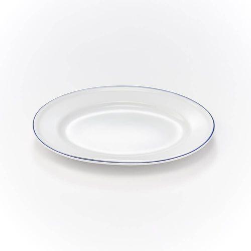 Półmisek owalny porcelanowy koneser marki Karolina
