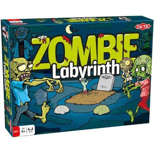 TACTIC Gra Zombie Labirynth (53109)