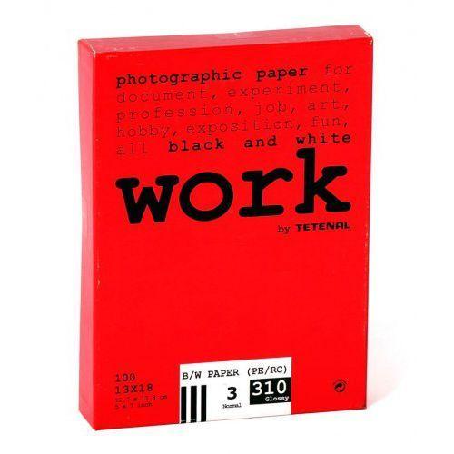 TETENAL 117908 Papier Work 13x18/100 310 Normal