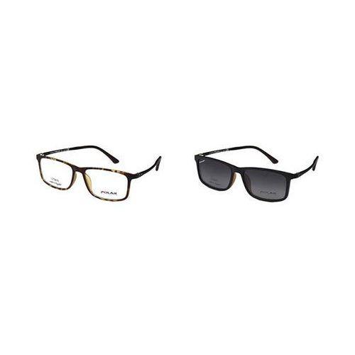 Polar Okulary słoneczne pl 401 clip on ized 428