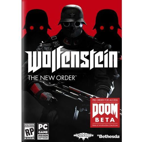 Wolfenstein The New Order (PC)