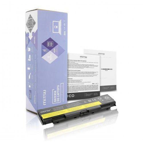 akumulator / Nowa bateria Mitsu do laptopa Lenovo T440p, W540