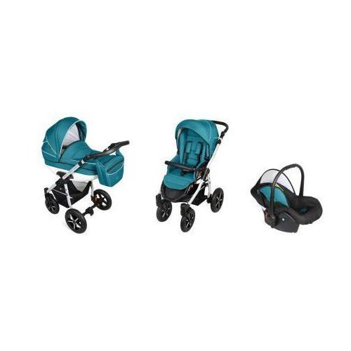 Wózek 3w1 baby boat bb 109 (gondola + spacerówka + fotelik) marki Danny sport