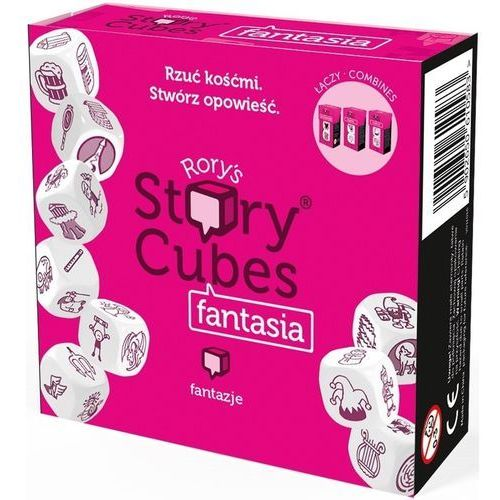 OKAZJA - Story Cubes: Fantazje (5902650610583)