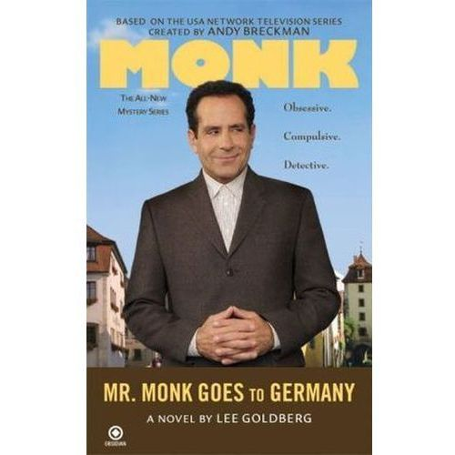Mr. Monk Goes to Germany (9780451225634)