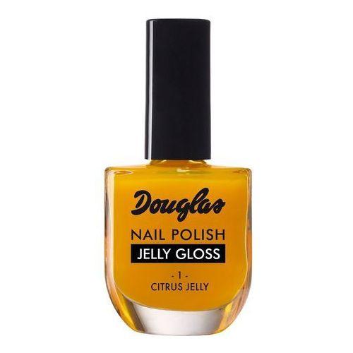 paznokcie nr. 1 - citrus jelly lakier do paznokci 10.0 ml marki Douglas collection