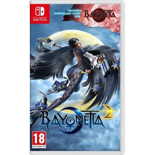 Nintendo Gra switch bayonetta 2 + bayonetta 1 (do pobrania) (0045496421489)