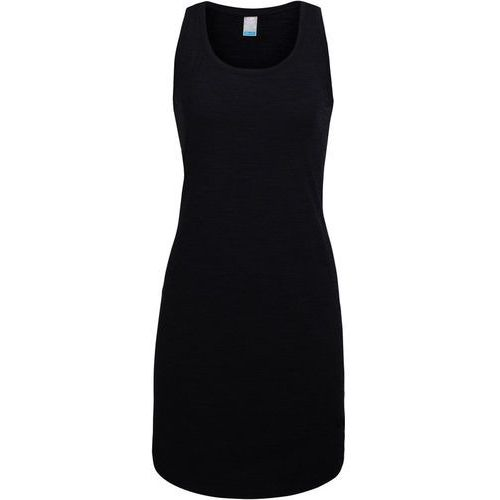 Icebreaker YANNI TANK DRESS Sukienka sportowa black, sportowa