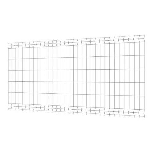 Polargos Panel ogrodzeniowy 123 x 250 cm oczko 7,5 x 20 cm drut 3,2 mm ocynk (3663602730101)